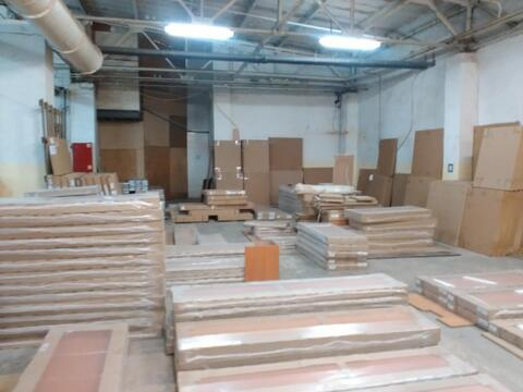 Сдам помещение склад/производство 591 кв.м - Фото 1