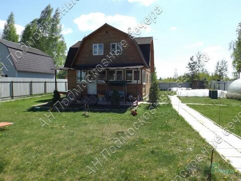 Носовихинское ш. 36 км от МКАД, Воровского, Дача 130 кв. м - Фото 3