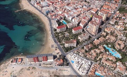 Продажа квартиры-студии в Испании в городе Торревьеха. - Фото 1