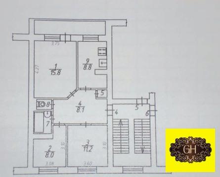 Продажа квартиры, Калуга, Село Росва - Фото 1