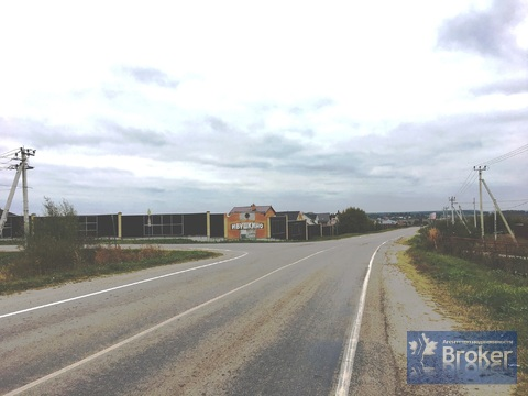 Участок 15 сот в коттеджном посёлке ивушкино - Фото 2
