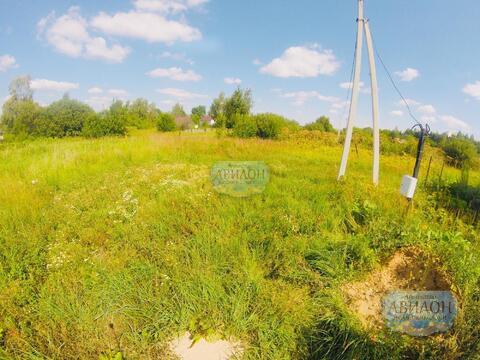 Продам земельный уч. в деревне Лаврово (Клинский р-н) 17 сот ИЖС - Фото 1