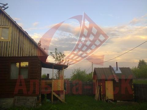 Дача с домом и баней в тихом уютном месте на обьгэсе - Фото 4