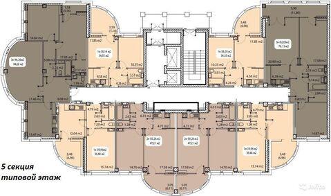 Продается 3-х комнатная квартира в Центральном районе - Фото 5