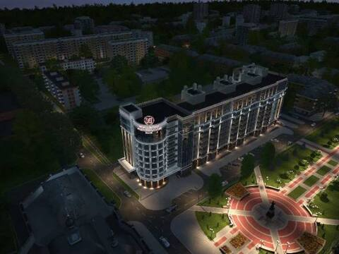 Продажа трехкомнатной квартиры на Свято, Купить квартиру в Белгороде по недорогой цене, ID объекта - 319752162 - Фото 1