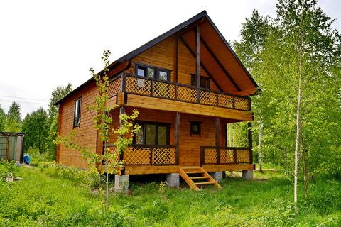Продаю новый дом. Ярославское направление. 85 км от МКАД. - Фото 4