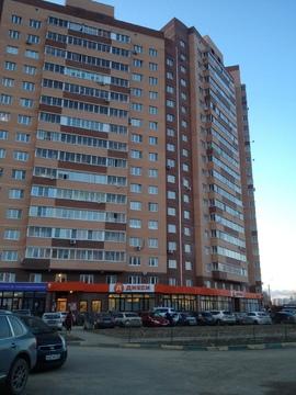 1к квартиру 40,5 кв.м, на 5/20эт. г.Подольск ул.Садовая д.3 корп.2 - Фото 1