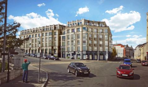 Дзержинского 6б 2 апартаменты в центре Казани ЖК Odette - Фото 1