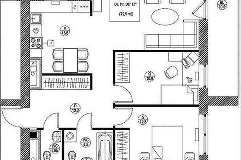 Продажа квартиры, Купить квартиру Рига, Латвия по недорогой цене, ID объекта - 313136655 - Фото 1