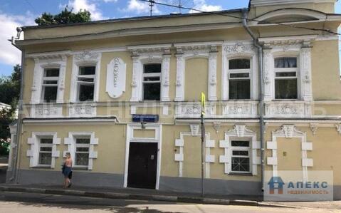 Продажа офиса пл. 572 м2 м. Новокузнецкая в особняке в Замоскворечье - Фото 3