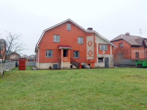 Цена снижена! 3-х этаж. дом 324 кв на 12 с земли в Тучково - Фото 1