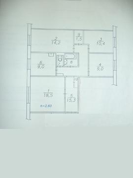 Продам 4х квартиру Забобонова 10 - Фото 3