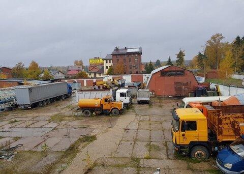 Производств-складская база 1200 м2 в Нахабино, Красногорского г.о. - Фото 1