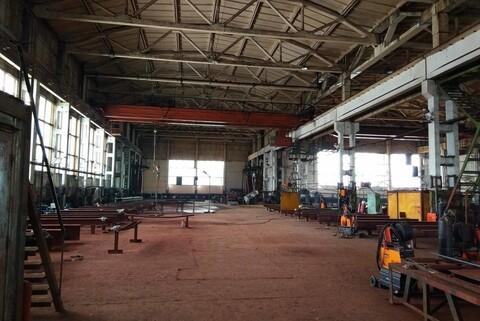 Произв-складское помещение 4000 м2 в Раменском, Михалевича 49 - Фото 1