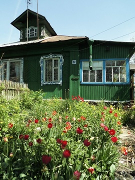 Продам часть дома+участок 4,5 сотки в дер. Шолохово (Мытищинский р-н) - Фото 1
