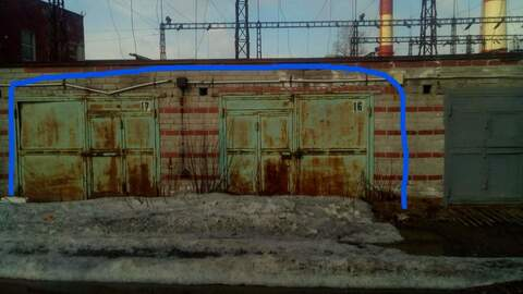 Продаю: отдельный гараж, 50 кв.м, Мурманск - Фото 1