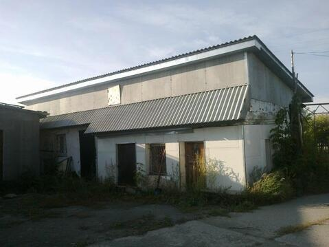 Продажа производственного помещения, Тобольск, Ул. Речная 3-я - Фото 1