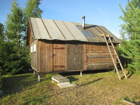 Баня на участке 10 сот, СНТ, г. Тосно+15 км - Фото 2