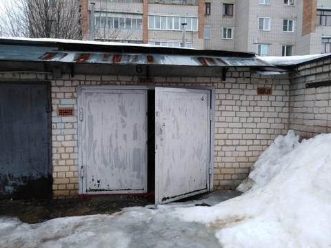 Продажа гаража, Иваново, Ул. Деревенская 4-я - Фото 1