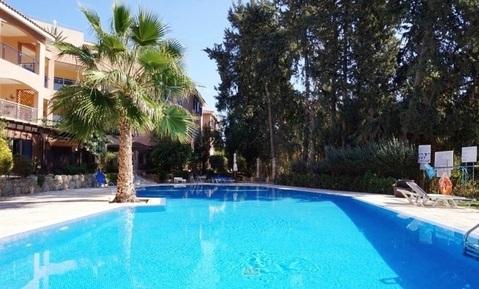 Впечатляющий трехкомнатный апартамент недалеко от моря в Пафосе - Фото 4