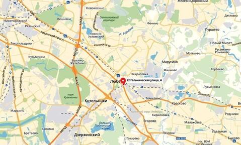 Склад, 600 м2 в аренду в Люберцах, Котельническая 4 - Фото 3