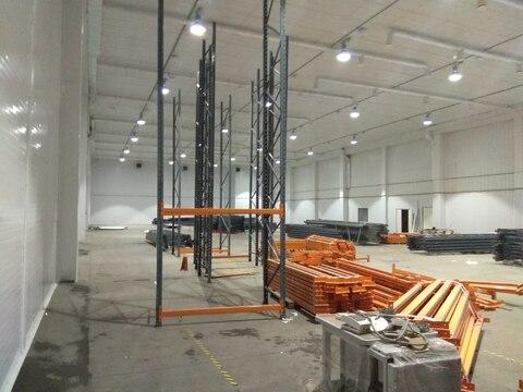 Отапливаемый склад 2700 кв.м, стеллажи - Фото 2