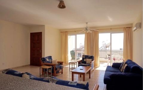 Дешевый трехкомнатный Апартамент в пригороде Пафоса - Фото 4