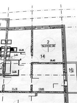 Продам двухкомнатную (2-комн.) квартиру, Березки мкр, 16, Жуково п - Фото 5