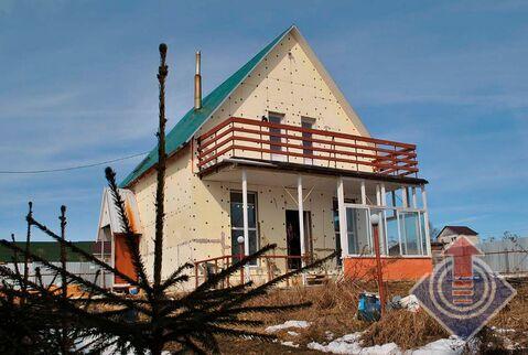 Дом 106,1 м2 в с. Каменское, ул. Строителей - Фото 1