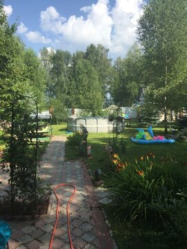 Жилой дом 100 кв.м. с участком 15 соток д.Еськино Чеховского района - Фото 2
