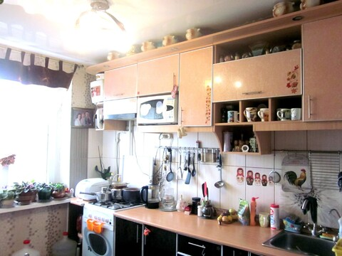 2 800 000 Руб., Трехкомнатная квартира, Лебедева, 25, Купить квартиру в Чебоксарах по недорогой цене, ID объекта - 321757176 - Фото 1