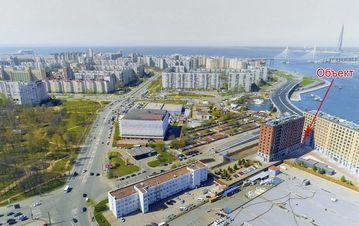 Аренда торгового помещения, м. Приморская, Макарова наб. - Фото 1