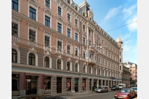 4-комнатная квартира в историческом доме на улице Элизабетес - Фото 1