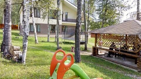 """""""Дизайнерский"""" дом 420 м2 Калужское ш, 5км от МКАД - Фото 2"""