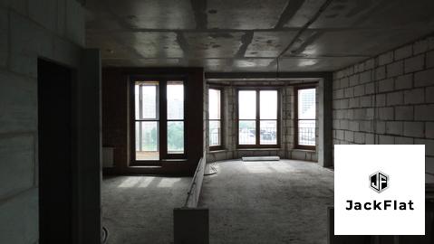 76кв.м, св. планировка, 8этаж, 8 секция - Фото 3