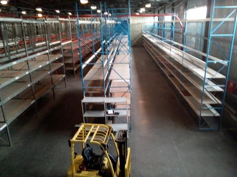 Аренда складского блока 3700м2 в Томилино - Фото 1