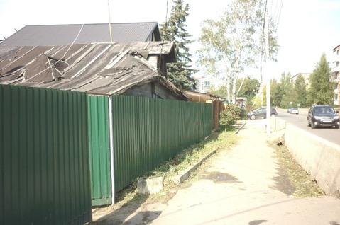 2-х эт дом бревно без отделки г Сергиев Посад, 1ударная Армия, уч-18 с - Фото 4