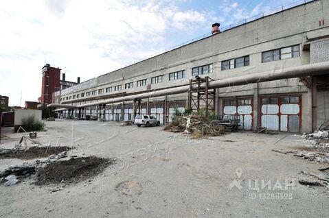 Производственное помещение в Челябинская область, Челябинск Российская . - Фото 1