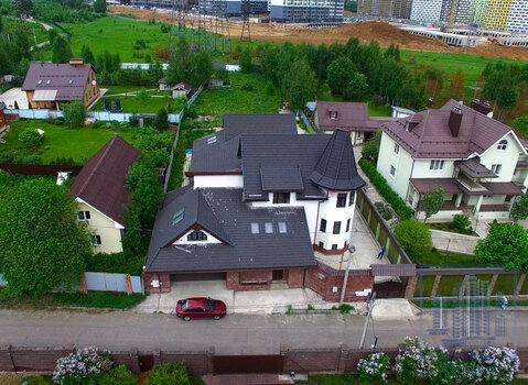 Дом 603 м2 в охраняемом кп Лесные Ключи г. Зеленоград - Фото 5