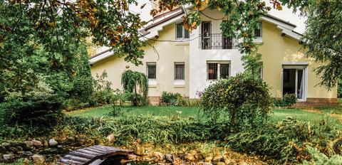 Коттедж в кп Дарьино на лесном участке - Фото 1