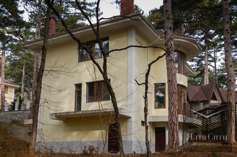 Ялта, коттедж в закрытом коттеджном поселке Горный-3 - Фото 4