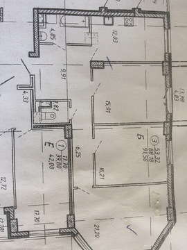 Продажа 1 комнатной квартиры, г. Минск, ул. Алибегова, дом 22 - Фото 4