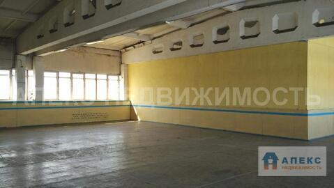 Аренда помещения пл. 300 м2 под склад, производство, Апрелевка . - Фото 3