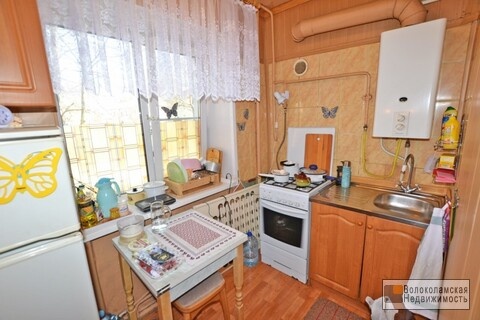 2-комнатная квартира в Волоколамске (жд станция в доступности) - Фото 1