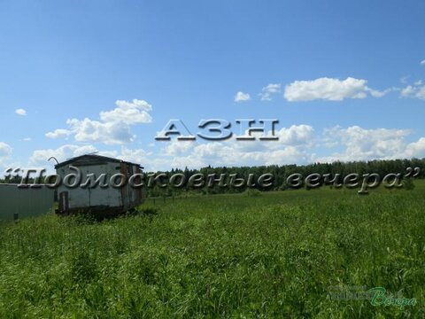 Ярославское ш. 40 км от МКАД, Мартьянково, Участок 250 сот. - Фото 2