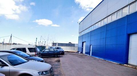 Отапливаемое производственно складское помещение 1500 метров с офисами - Фото 2
