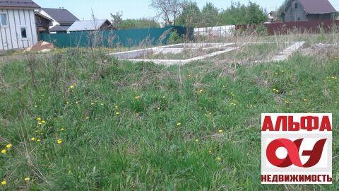 Земельный участок, 15 соток, Домодедовский округ, с. Вельяминово. - Фото 5
