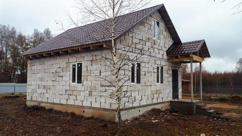 Дом 90в.м. на участке 10 соток, в д.Скрипово, в 3км от п.Заокский - Фото 3