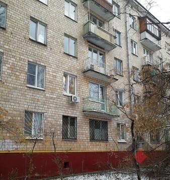 Продам 1-к квартиру, Москва г, Большая Филевская улица 39к2 - Фото 4