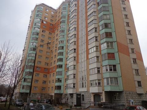 Продам 1-к квартиру, Москва г, улица Главмосстроя 4к1 - Фото 2